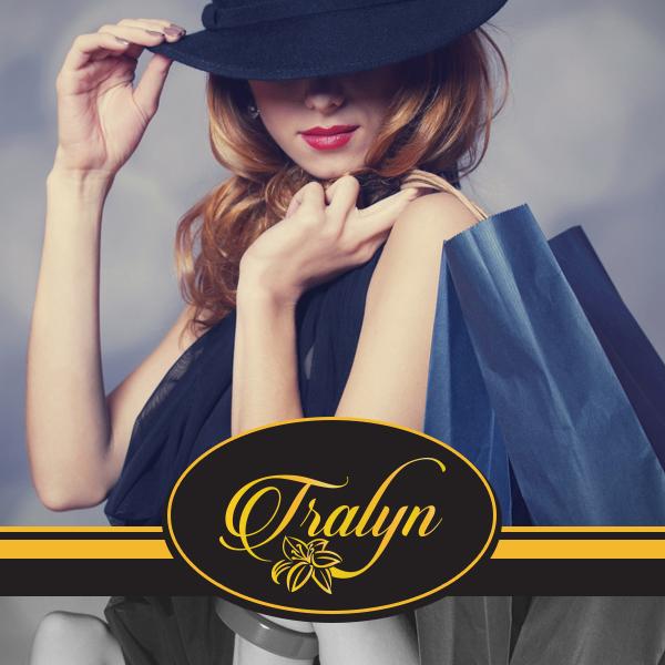 Thiết kế logo thương hiệu Thời trang Tralyn