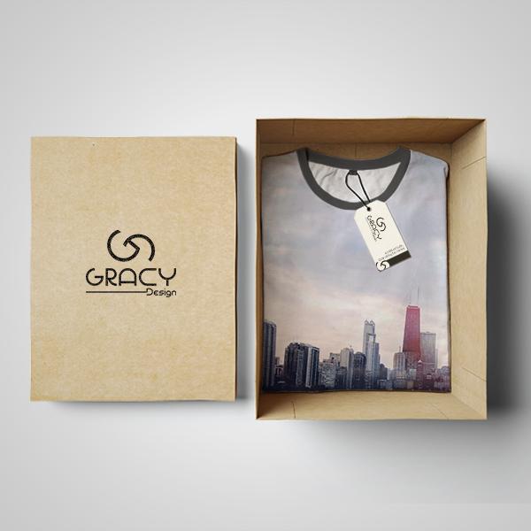 Thiết kế logo thương hiệu thời trang Gracy Design