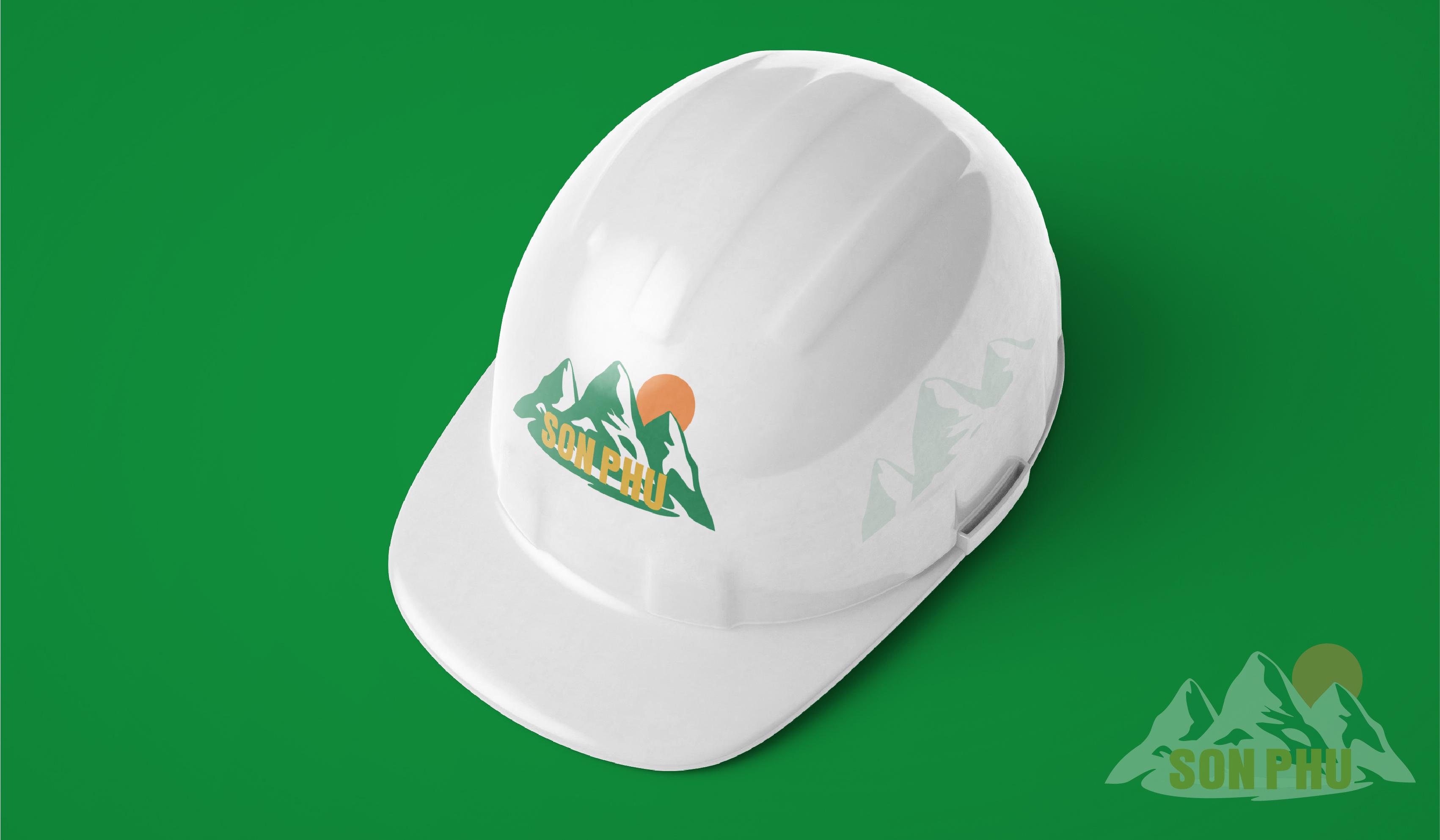 Thiết kế logo thương hiệu Sơn Phú