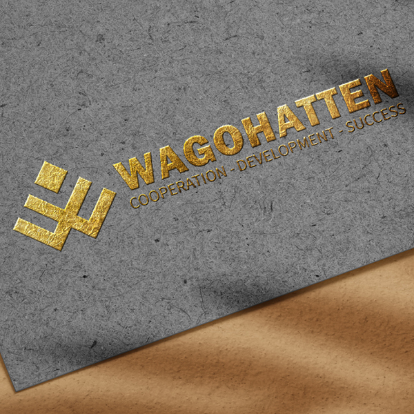 THIẾT KẾ LOGO WAGOHATTEN